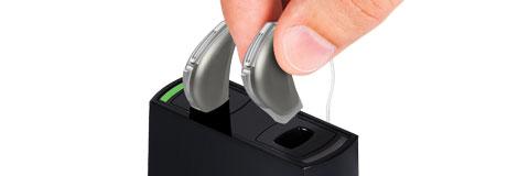 Akku Hörgeräte - einfach aufladen und komfortabel hören